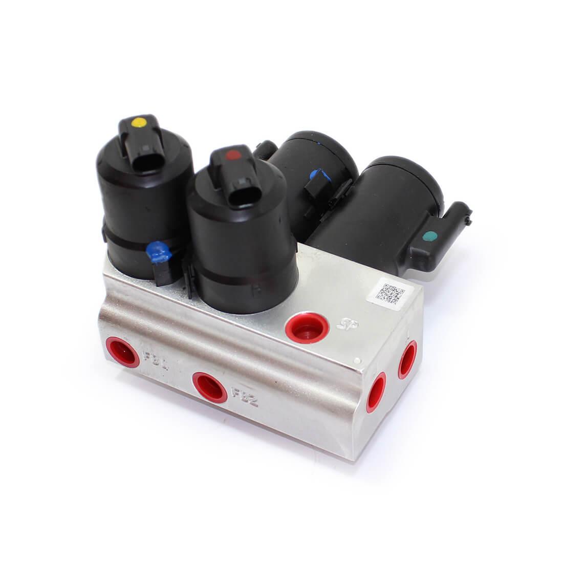 00731 Bloque Distribuidor Valvulas Abc Mercedes W220 R230 W215 Cosmoparts A2209970136 A2209970036 A2203200358 A2203280031 1.jpg