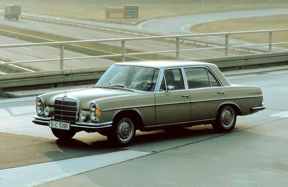 Mercedes Benz 300sel 6.3 De 1968, (1)