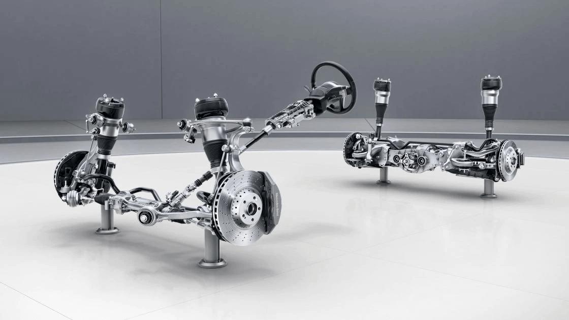 Problema Con Airmatic O Suspension Neumatica Mercedes