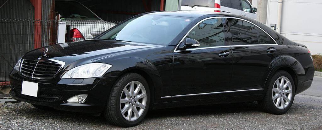 Mercedes Benz Clase S W221 Quinta Generación 2005 2013