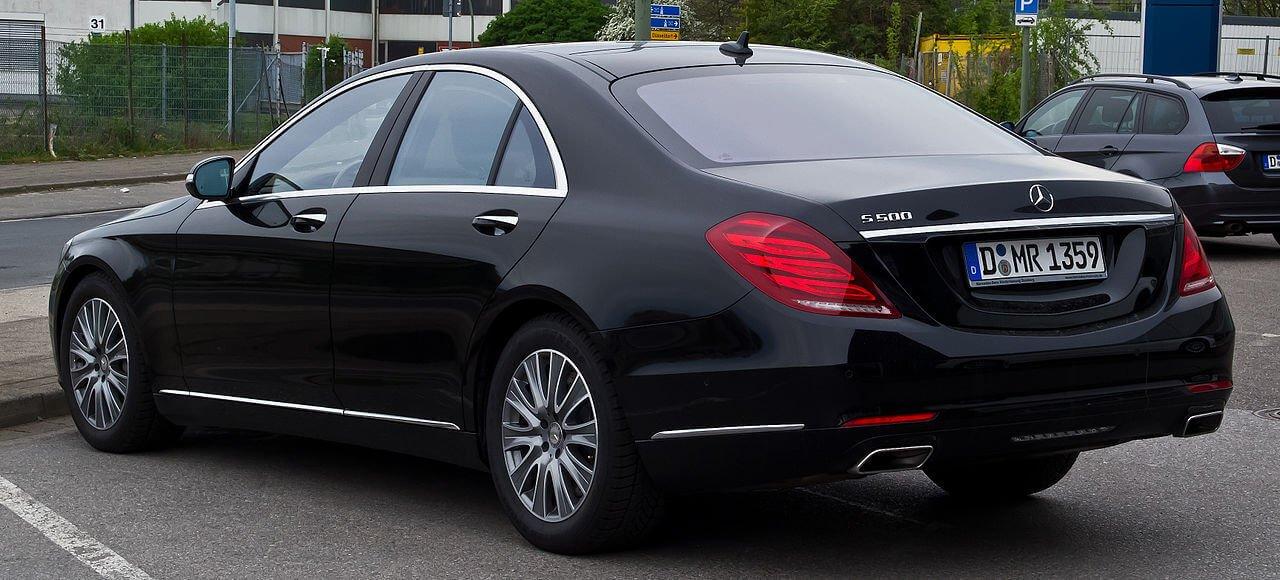 Mercedes Benz Clase S W222 Sexta Generación 2013 Presente