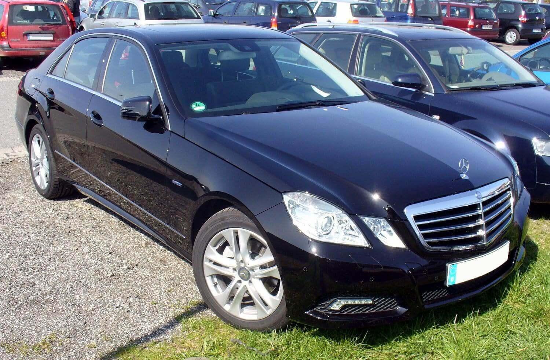 Mercedes Clase E W212 Cuarta Generación