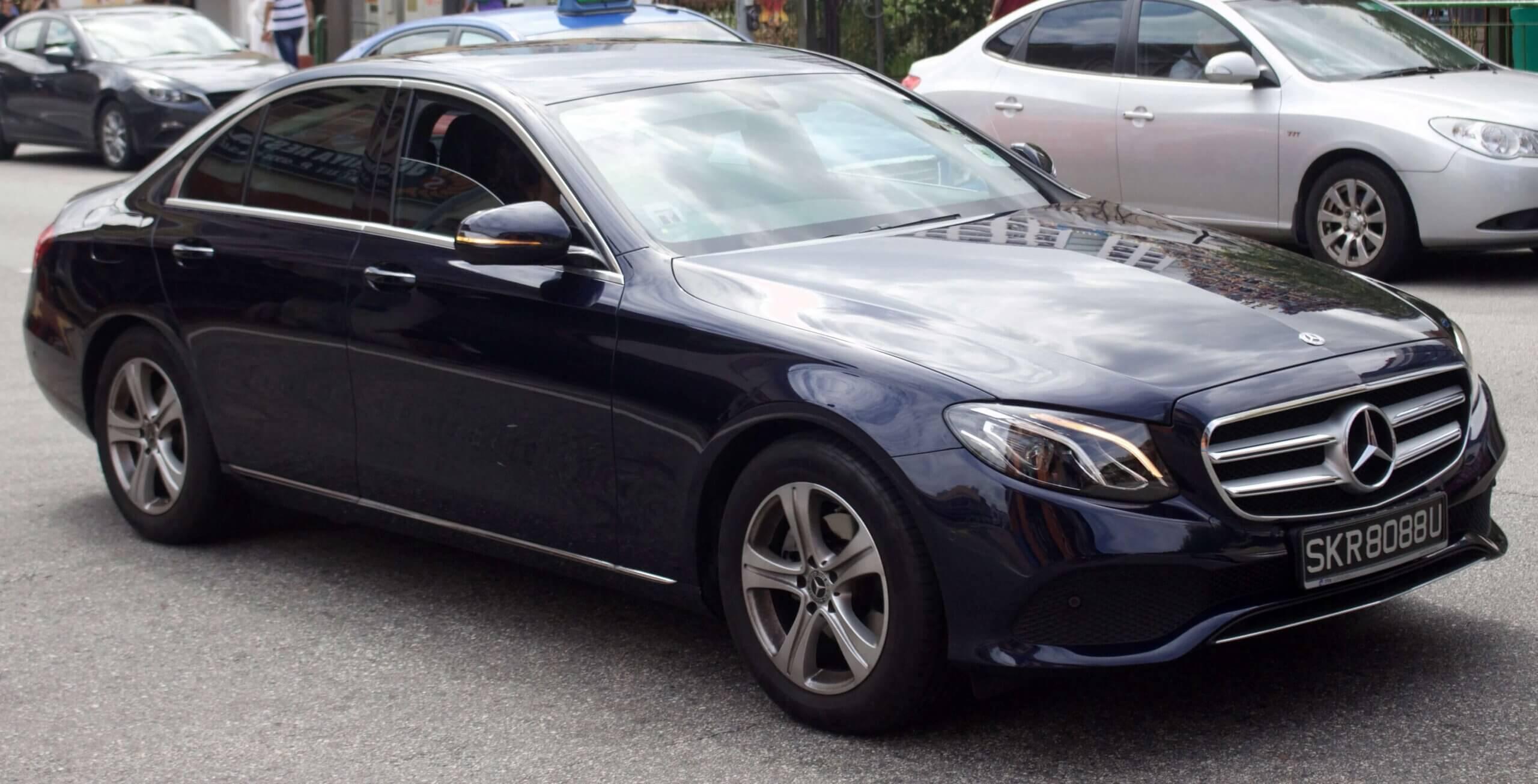 Mercedes Clase E W213 Quinta Generación