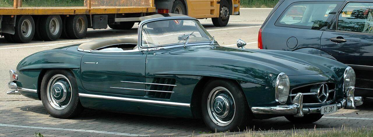Mercedes Sl Primera Generación W198i,w198ii, W121 (1954 1962)