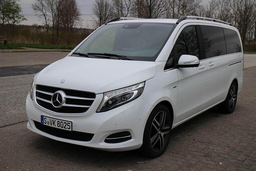 Mercedes Viano o Clase V W447 Tercera Generación 2014 Presente
