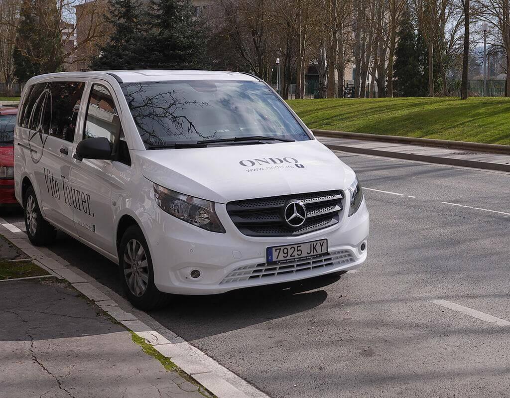 Mercedes Vito W447 Tercera Generación 2014 Presente