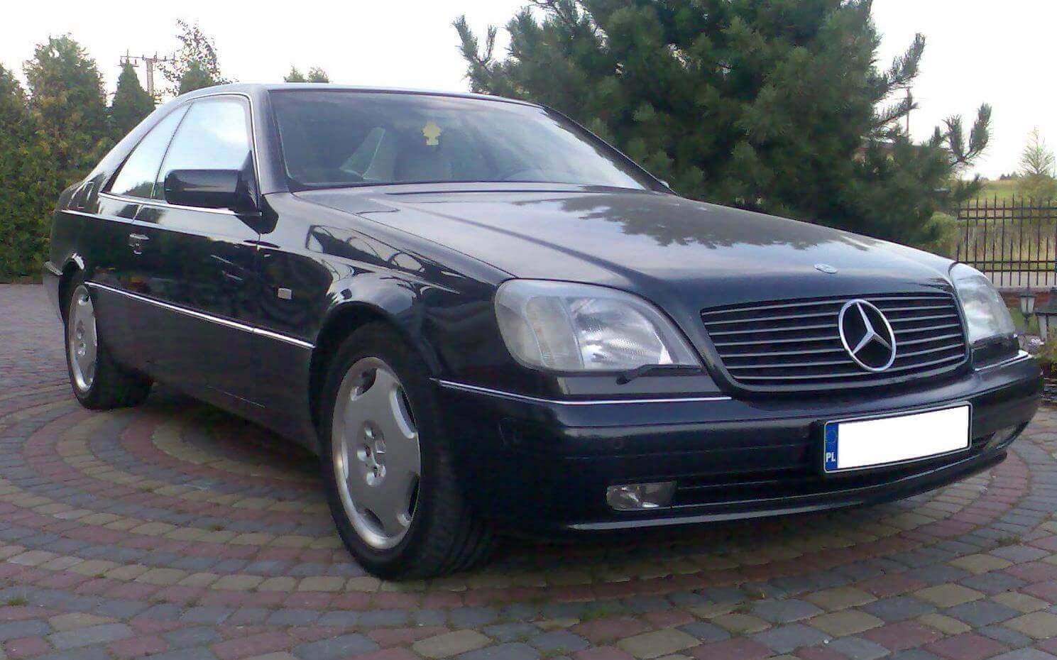 Mercedes Cl C140 Primera Generacion