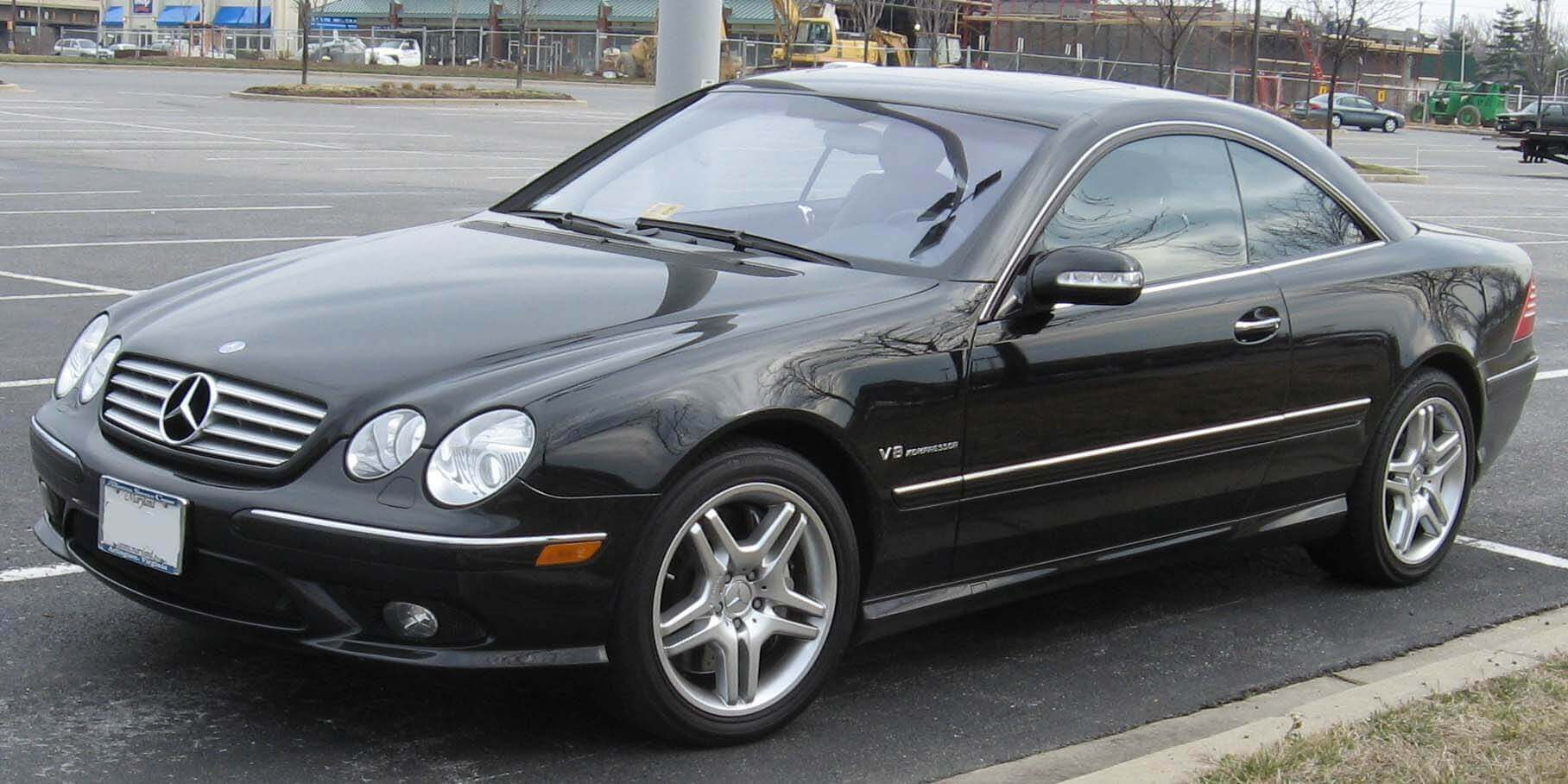 Mercedes Cl C215 Segunda Generacion