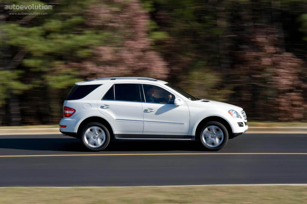 Mercedes W164 Nuevo Modelo