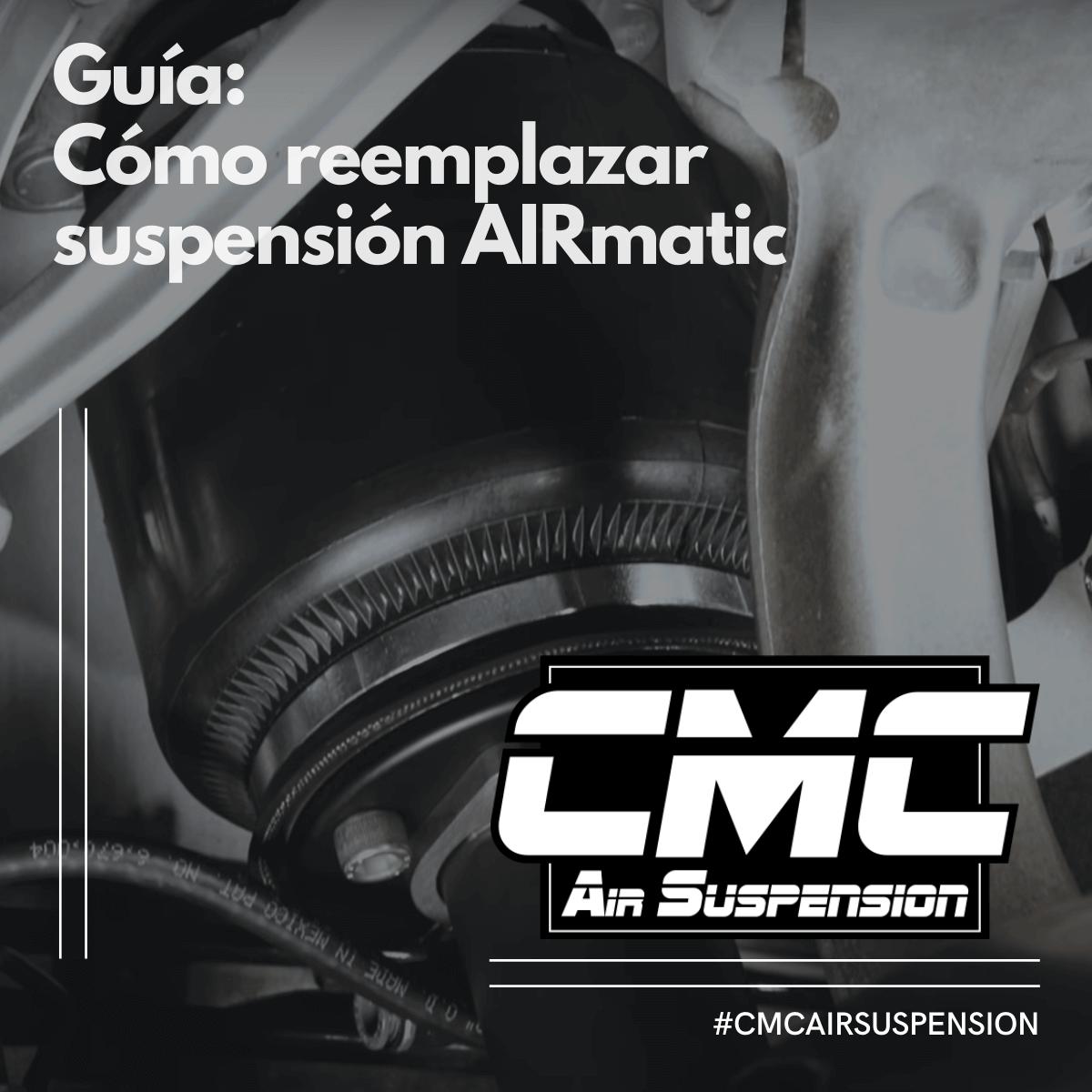 Cómo Reparar O Reemplazar Suspensión Airmatic