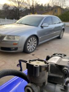 Compresor Audi A8 Mal Estado Fallo