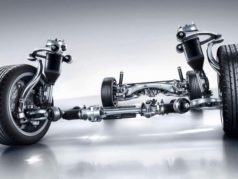 Airmatic Ads Mercedes Suspension